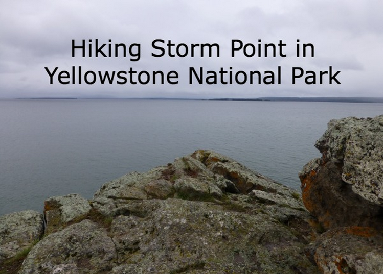 Hiking Storm Point