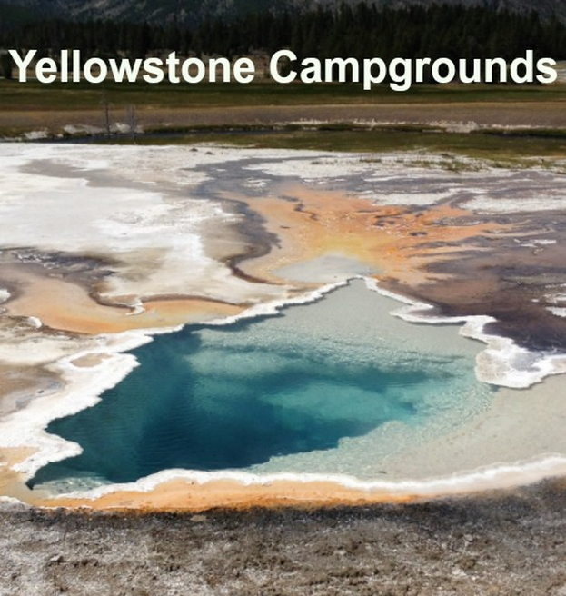 Yellowstone Campground Reviews