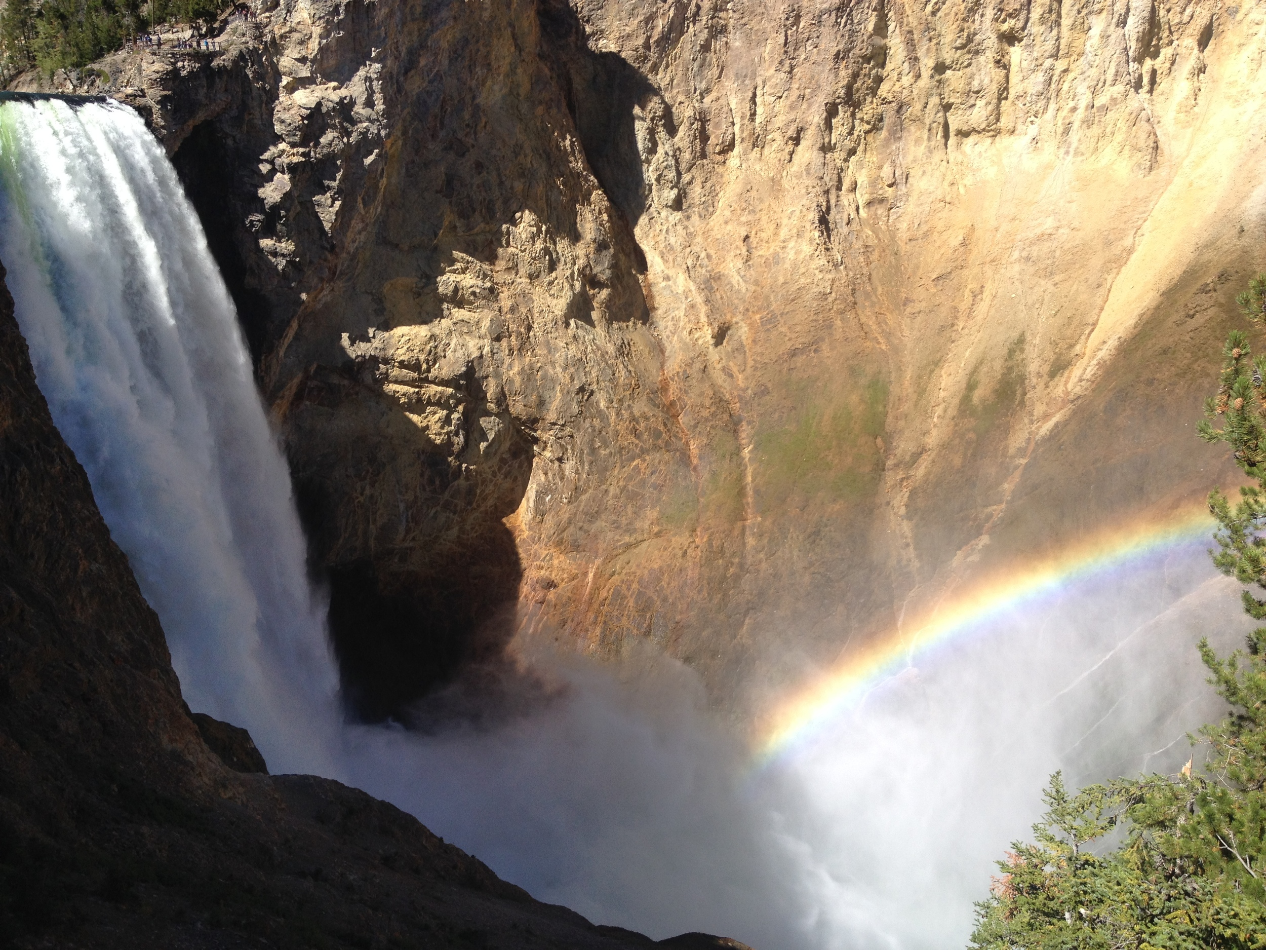 What to See at the Grand Canyon of the Yellowstone
