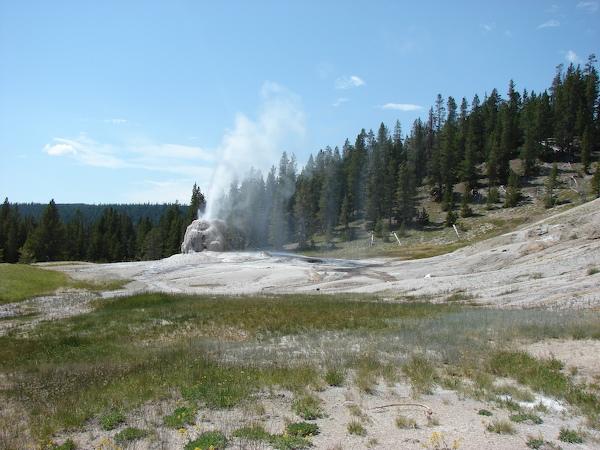 lonestar geyser
