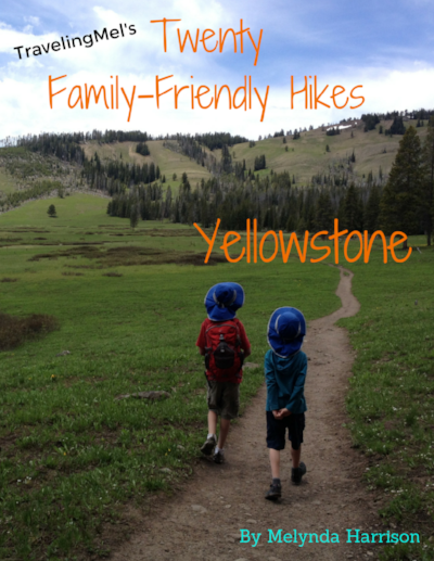 Twenty Family-Friendly Hikes by Melynda Harrison