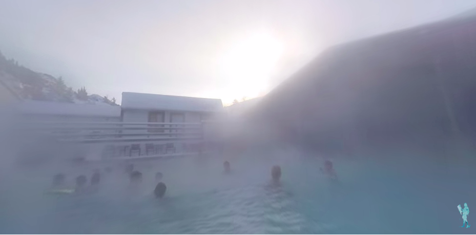 Chico Hot Springs Winter Getaway