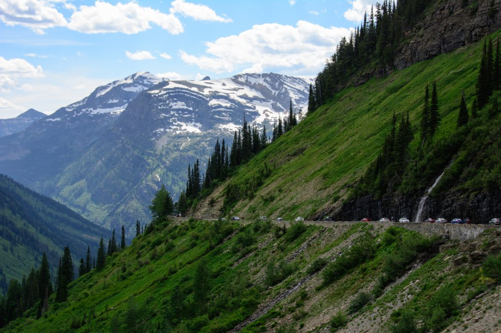 Glacier to Yellowstone Road Trip
